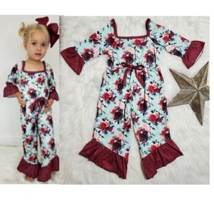 Other - NEW Toddler Girl Cute Romper-Jumper A++Quality